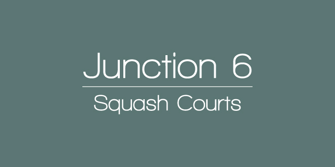 Junction 6 Squash